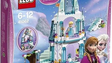 Stavebnice Lego® Disney Princezny 41062 Elsin třpytivý ledový palác