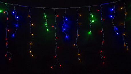 Vánoční osvětlení - 250 LED světelné rampouchy, 5m OS0065-1301