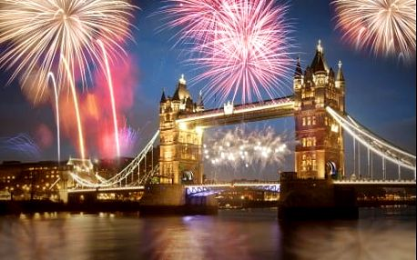 Oslavte SILVESTR v Londýně! Ubytování, doprava, průvodce i snídaně