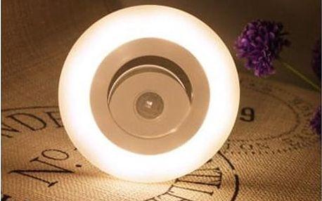Mini bezdrátové noční světlo s pohybovým čidlem