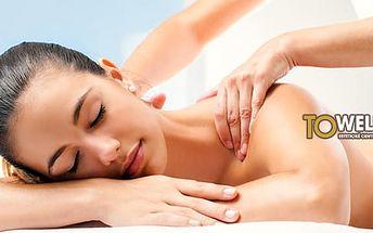 Masáž dle výběru v délce 30, 60 či 90 minut s možností permanentky na 3 procedury