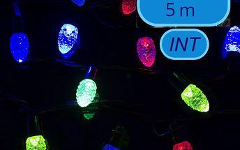 LED světelná dekorace - Jahůdky