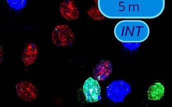 LED světelná dekorace - Diamanty