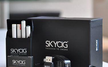 Elektronická cigareta SKYCIG: britská certifikovaná kvalita v českém balení + poštovné