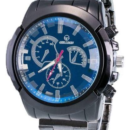 Pánské masivní hodinky v několika barvách