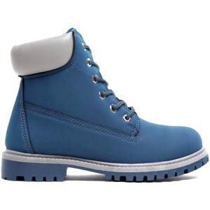 Dámské námořnicky modré kotníkové boty Cameron 094