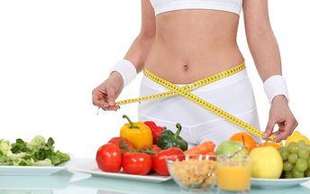 Online sestavení jídelníčku na 3 měsíce od výživové poradkyně