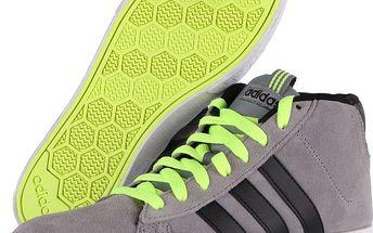 Pánské kotníkové boty Adidas Bbneo St Daily vel. EUR 42, UK 8