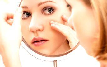 70min. kosmetické ošetření problematické a aknózní pleti v salonu Regina v centru Plzně.