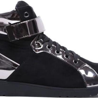 Dámské černé kotníkové boty Elsa 2026