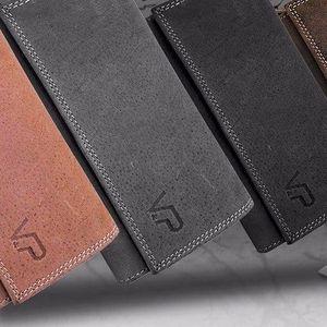 Kožené peněženky GABRIELA a obal na karty