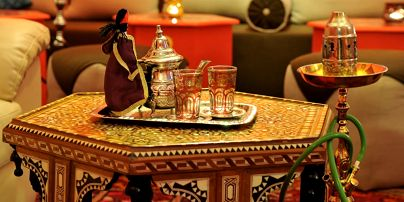Café Lounge Marrakesh
