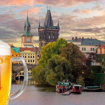Pivovar Kolčavka Praha pro dva s komentovanou prohlídkou, ochutnávkou piv i degustačním prkénkem