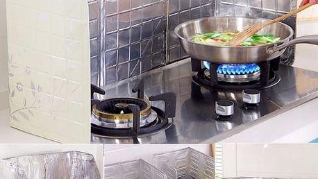 Kuchyňský ochranný kryt na smažení