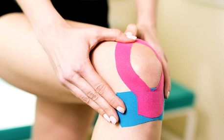 Kinesiotaping – rychlá úleva od bolesti