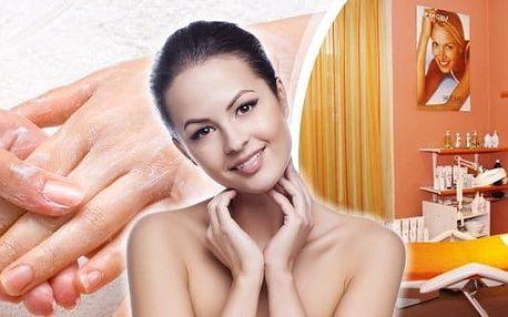 Kompletní kosmetické ošetření pleti včetně peelingu, masáže rukou a parafínového zábalu rukou v kosmetickém studiu Šárka Litwanová v Plzni. Výsledkem bude pevná a sametově hebká pleť!! Nechte se hýčkat celých 100 minut.
