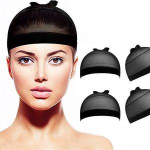 Nylonová čepice pod paruku - 4 kusy