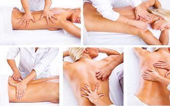 Breussova energetická masáž zad a manuální terapie Dornovou metodou