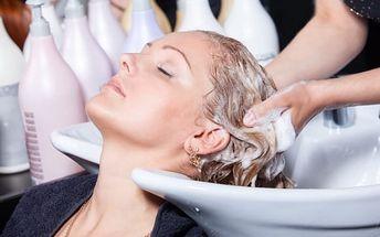 Kompletní dámský kadeřnický balíček pro všechny délky vlasů. Střih, barva či melír a styling