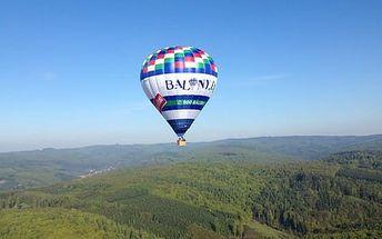 Let balonem po celé ČR či v Buchlově