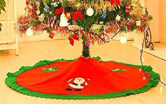 Kobereček pod vánoční stromek - 90 cm