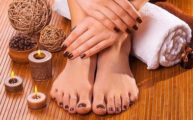 Balíček manikúry a pedikúry kosmetikou OPI