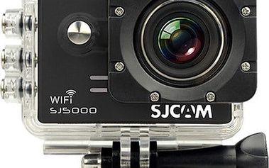 SJCAM SJ5000 WiFi Full HD Action Camera Black, poslední 2 kusy skladem