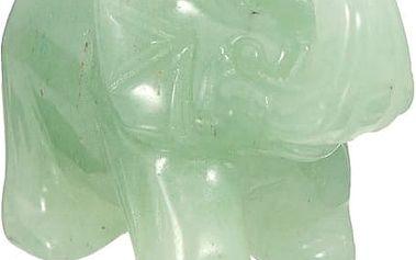 Soška slona pro štěstí