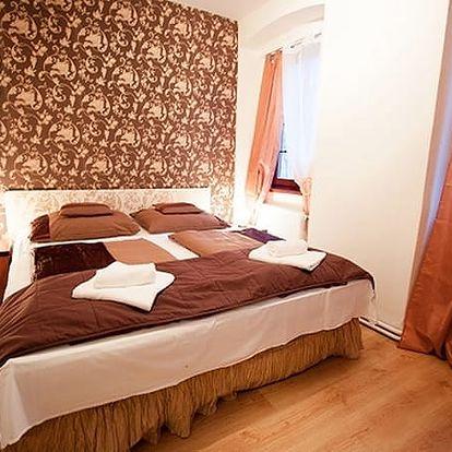 Pobyt pro dva v elegantním hotelu City*** v Písku se snídaní a 3chodovým degustačním menu.