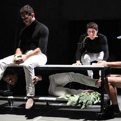 Představení Peklo: Dantovské variace s Prachařem