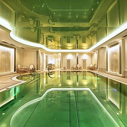 Wellness pobyt ve 4* luxusním hotelu ve Varech!