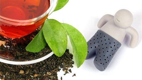 Originální společník pro oživení čajových dýchánků Čajový král