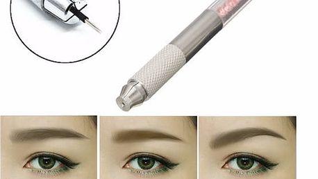 Pero na barvení obočí a očních linek