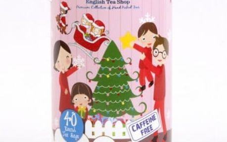Dětský vánoční bio čaj 40 sáčků