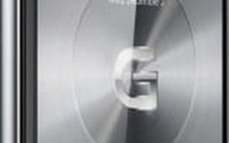 Mobilní telefon GIGABYTE GSmart v černé barvě