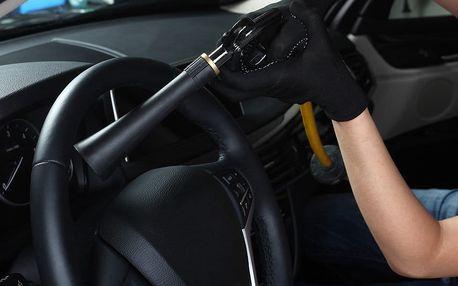 Profi čištění vozidel suchou párou