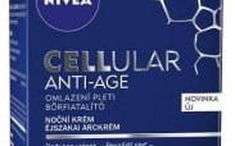 NIVEA Cellular Anti-Age omlazující noční krém 50 ml