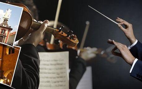Mozart a Vivaldi v bazilice sv. Jiří na Pražském hradě. Nezapomenutelný hudební zážitek při koncertu velikánů vážné hudby na exkluzivních místech.Dopřejte si letní kulturní zážitek s hudbou Pražského hradu.