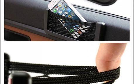 Mini nalepovací síťka do auta