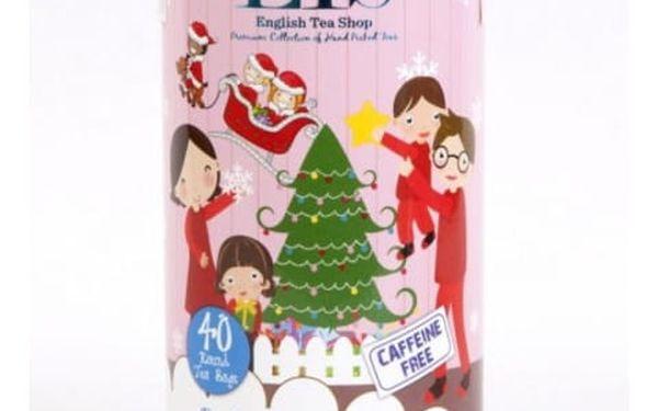 Dětský vánoční bio čaj 40 sáčků - VÝPRODEJ!