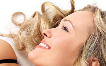 60min. luxusní ošetření pleti Herbalife Skin + lifting obličeje, krku a masáž nohou