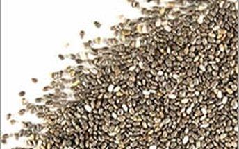 Kilo Chia semínek za vyjímečnou cenu! Postupně uvolňují energii během celého dne! Budete vypadat mladší!