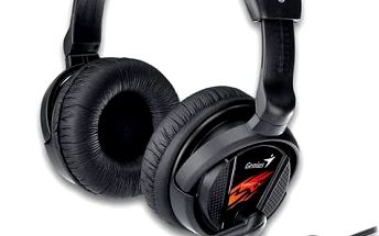 Genius HS-G500V (31710020101) černý