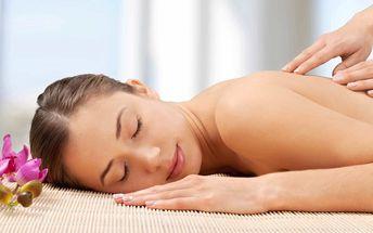 Speciální ayurvédská relaxační masáž celého těla