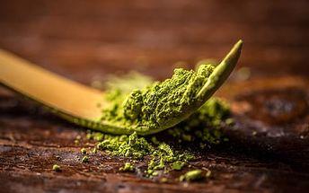 Organický Yoor Matcha s poštovným - ochutnejte účinky jednoho z nejkvalitnějších čajů na trhu