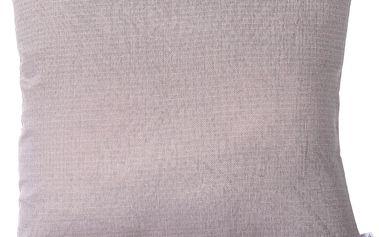 Povlak na polštář Apolena Classic, světle růžový