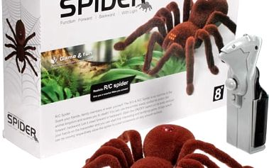 RC pavouk na dálkové ovládání