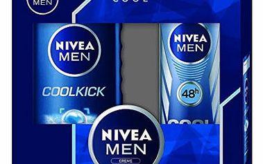 Nivea Men Pánská dárková kazeta Cool