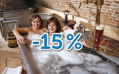 Extra sleva 15% na všechny relaxační zážitky!