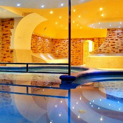 Relax ve Špindlu: polopenze a neomezené wellness